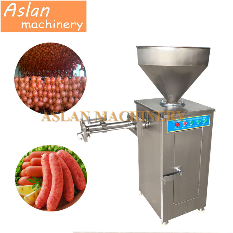 <b><font color='#FF6633'>sausage filler machine </font></b>