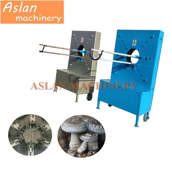 mushroom growing bag Puncture aerator machine