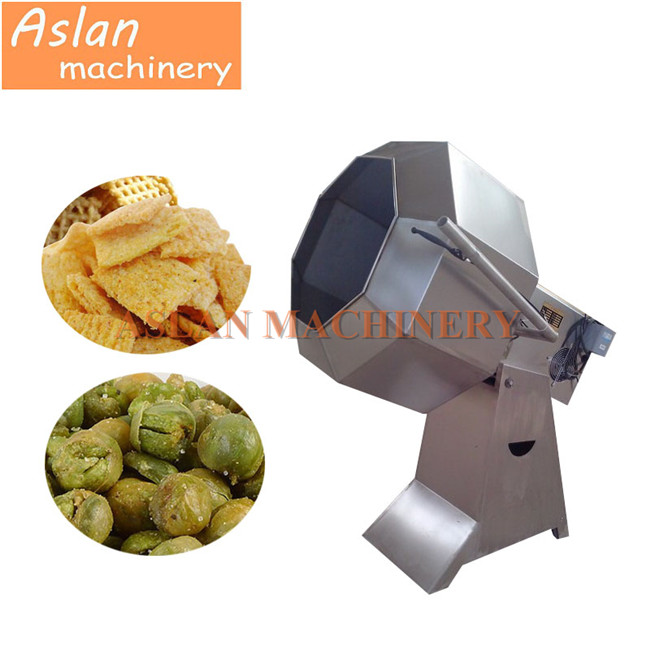 Snack Food Flavour Mixer Machine/Fried Food Seasoning Machine