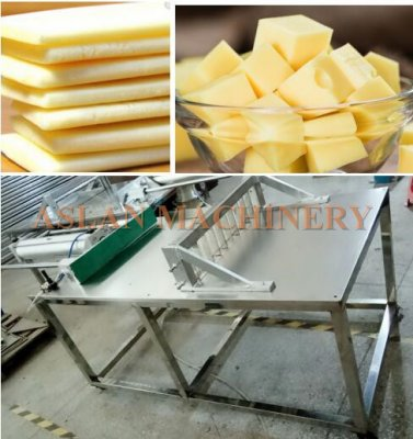 cheese slicing machine /butter slicer machine